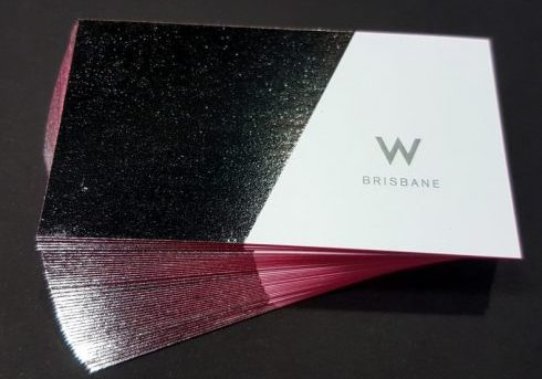 foiled-business-cards